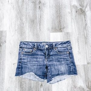 AEO Jean shorts